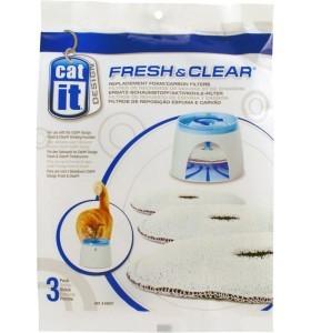 Filtros para fuente de agua Cat it